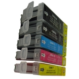 Alternativ Canon Bk 5 / cli 8 Valuepack 1 x black, photo-black, cyan, magenta, yellow